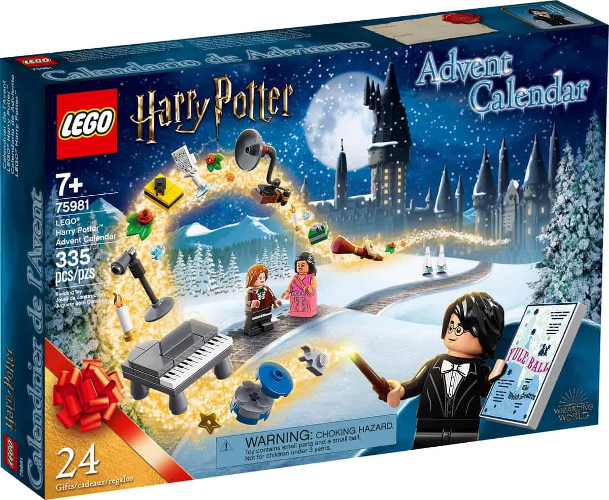 adventny kalendar lego 75981 harry potter