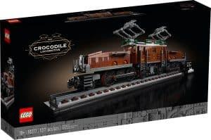 lego 10277 lokomotiva krokodil