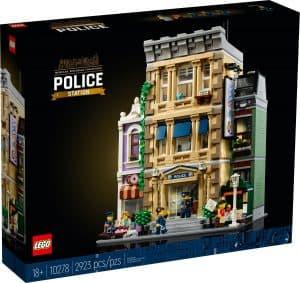 lego 10278 policajna stanica