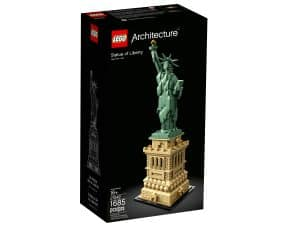 lego 21042 socha slobody