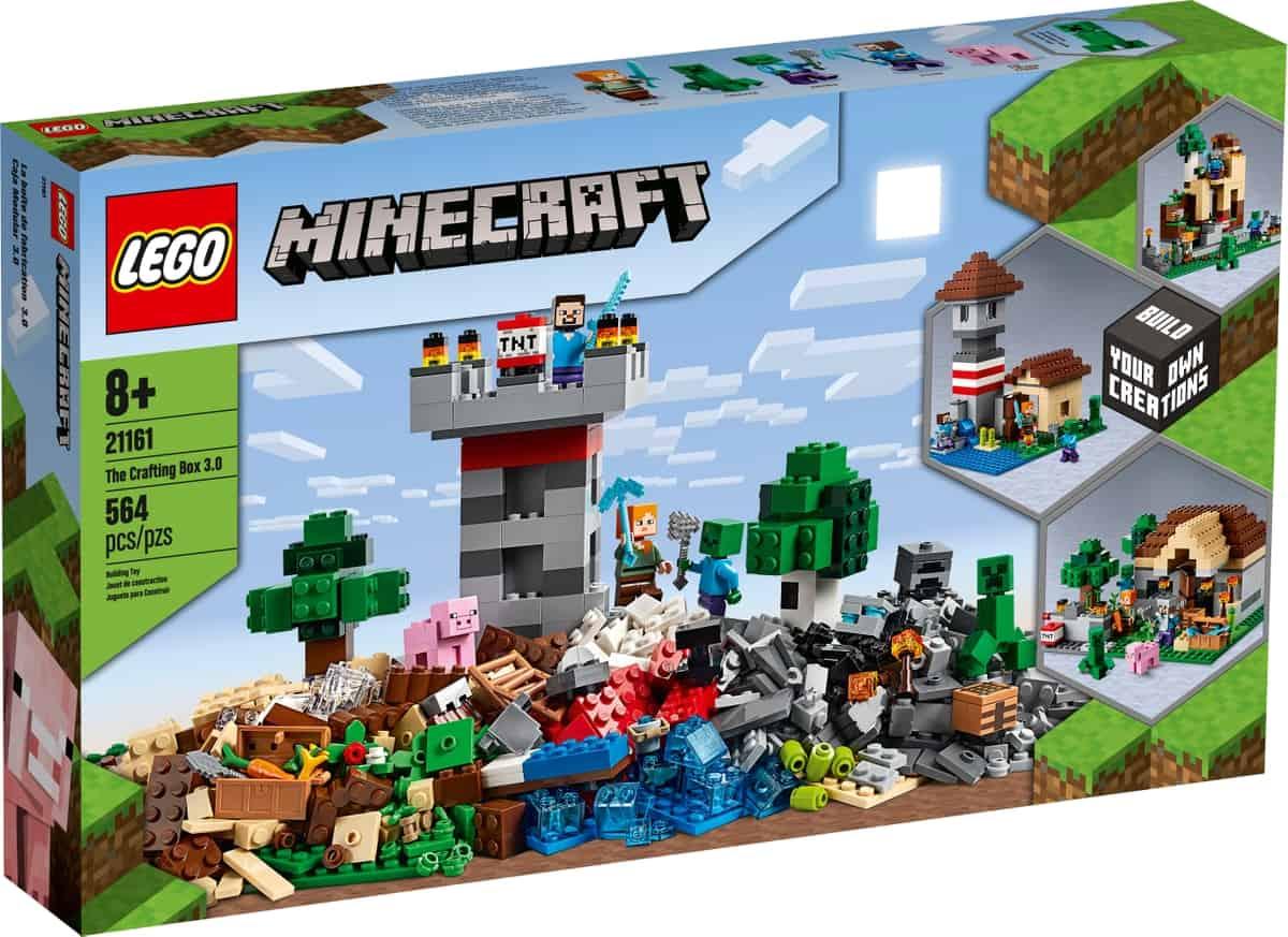 lego 21161 kreativny box 3 0