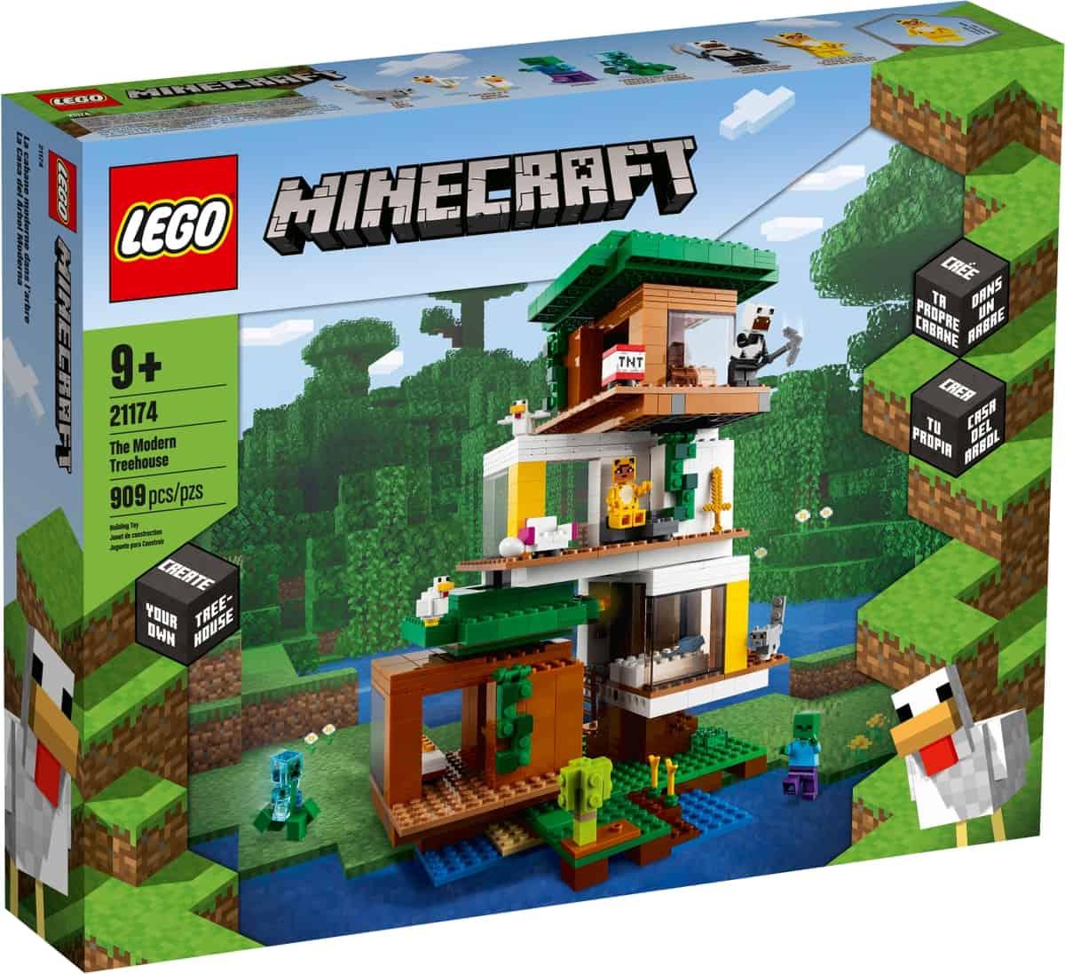 lego 21174 moderny domcek na strome