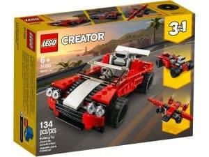 lego 31100 sportove auto