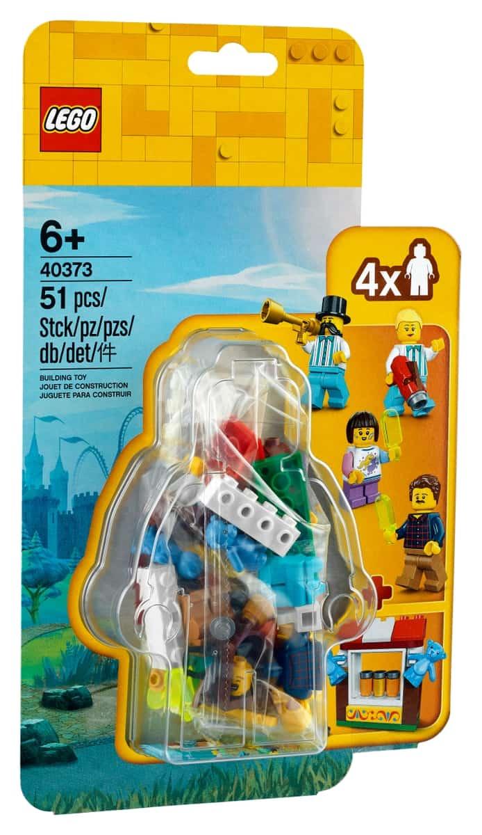 lego 40373 suprava doplnkov minifiguriek jarmok