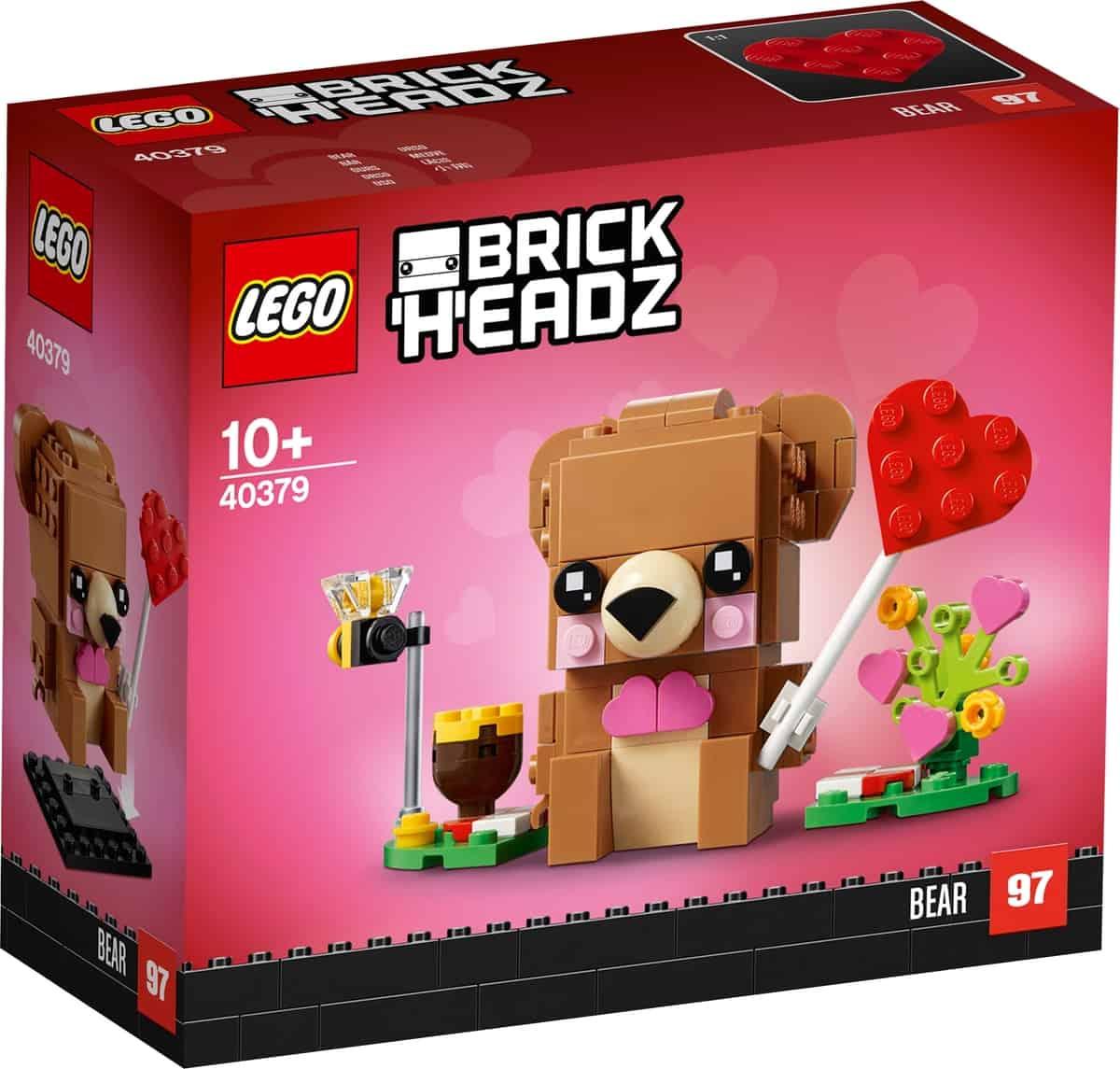 lego 40379 valentinsky medvedik