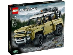 lego 42110 land rover defender