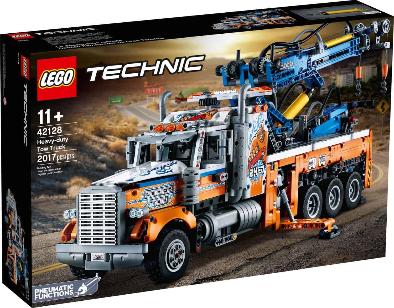 LEGO 42128 Heavy-duty Tow Truck - 20210702