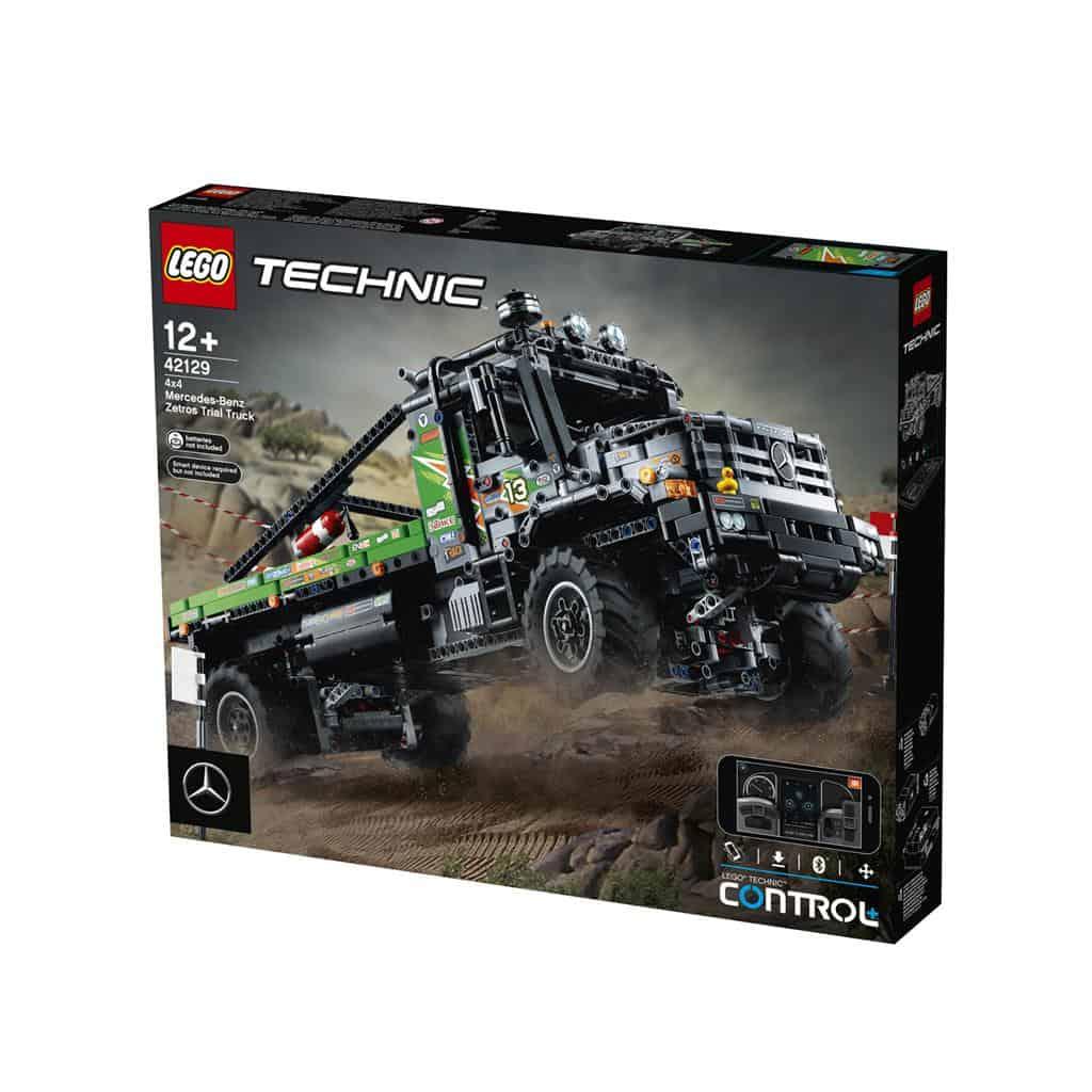 LEGO 42129 4×4 Mercedes-Benz Zetros - 20210702
