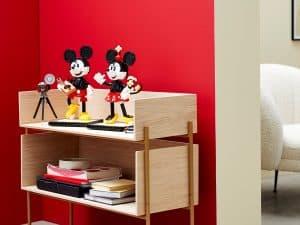 lego 43179 mysiak mickey a myska minnie zostavitelne modely