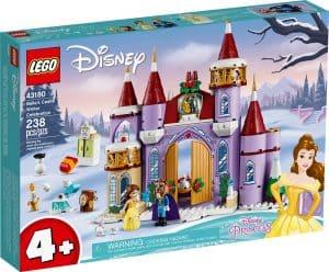 lego 43180 bella a zimna oslava na zamku