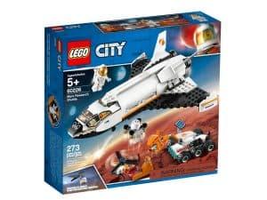 lego 60226 raketoplan skumajuci mars