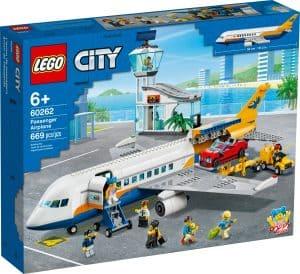 lego 60262 osobne lietadlo