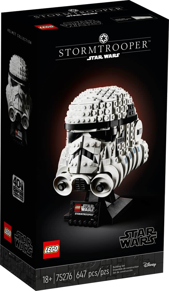 lego 75276 helma stormtroopera