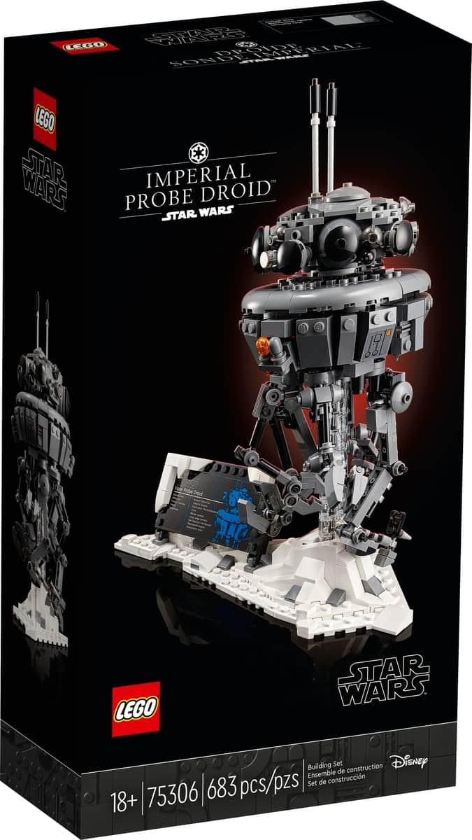 lego 75306 prieskumny droid imperia