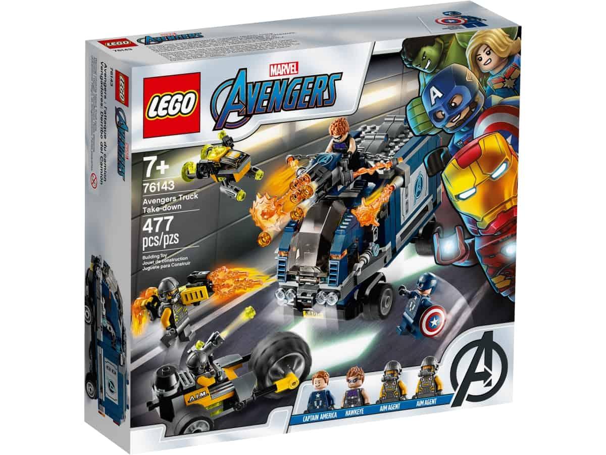 lego 76143 avengers boj o nakladiak