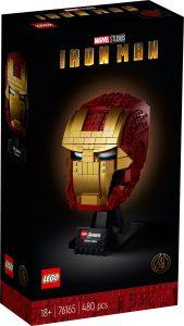 lego 76165 iron manova helma