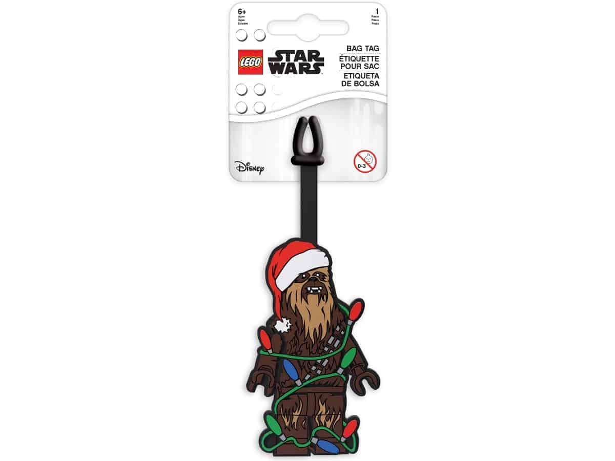 lego 5006032 vianocny privesok na tasku chewbacca
