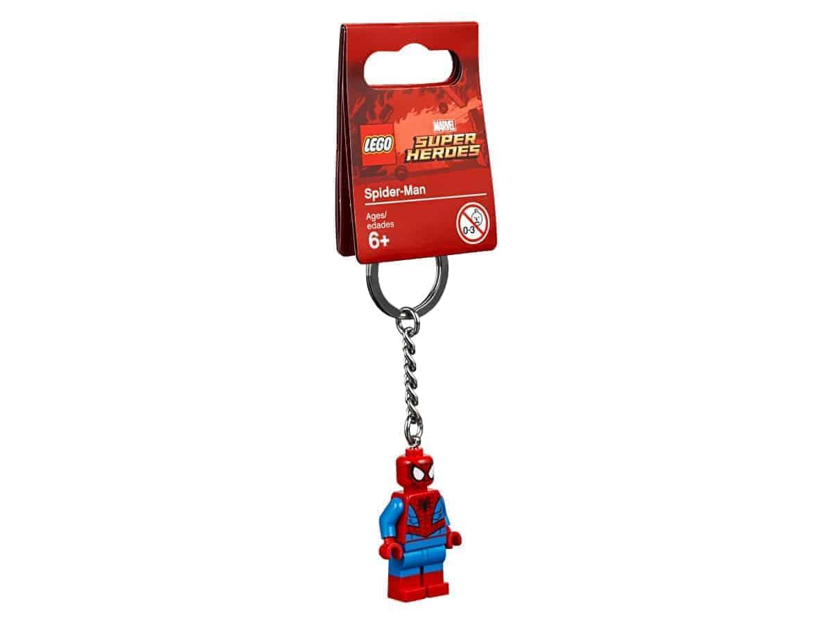 lego 853950 klucenka spider man