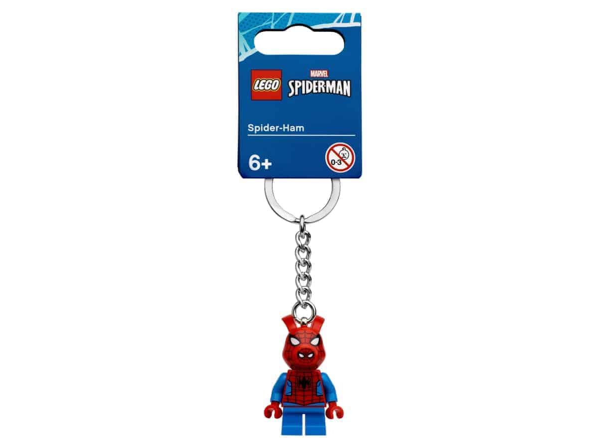 lego 854077 klucenka spider ham
