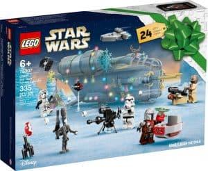Adventný kalendár LEGO 75307 Star Wars - 20210721