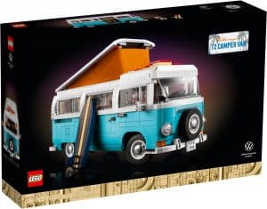 LEGO 10279 Obytná dodávka Volkswagen T2
