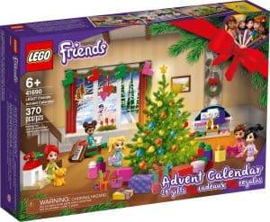 adventny kalendar lego 41690 friends