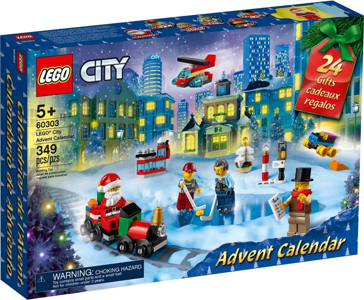 adventny kalendar lego 60303 city