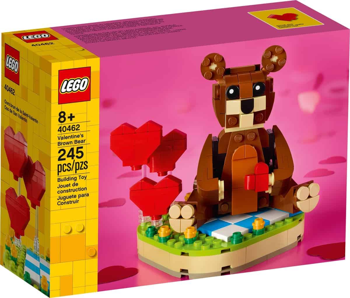 lego 40462 valentinsky medvedik