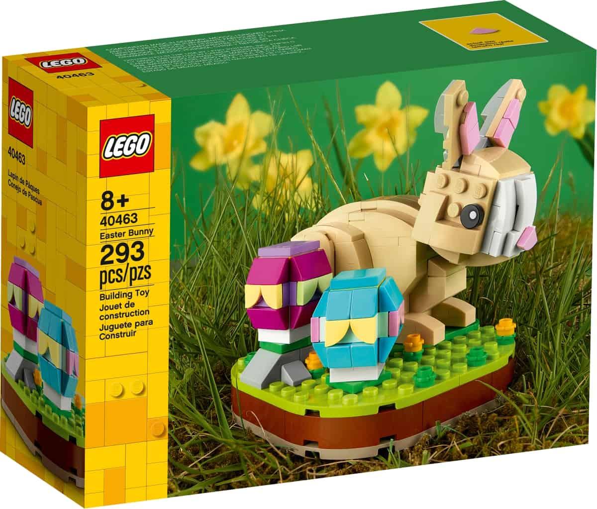 lego 40463 velkonocny zajacik