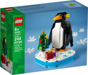 lego 40498 vianocny tucniacik