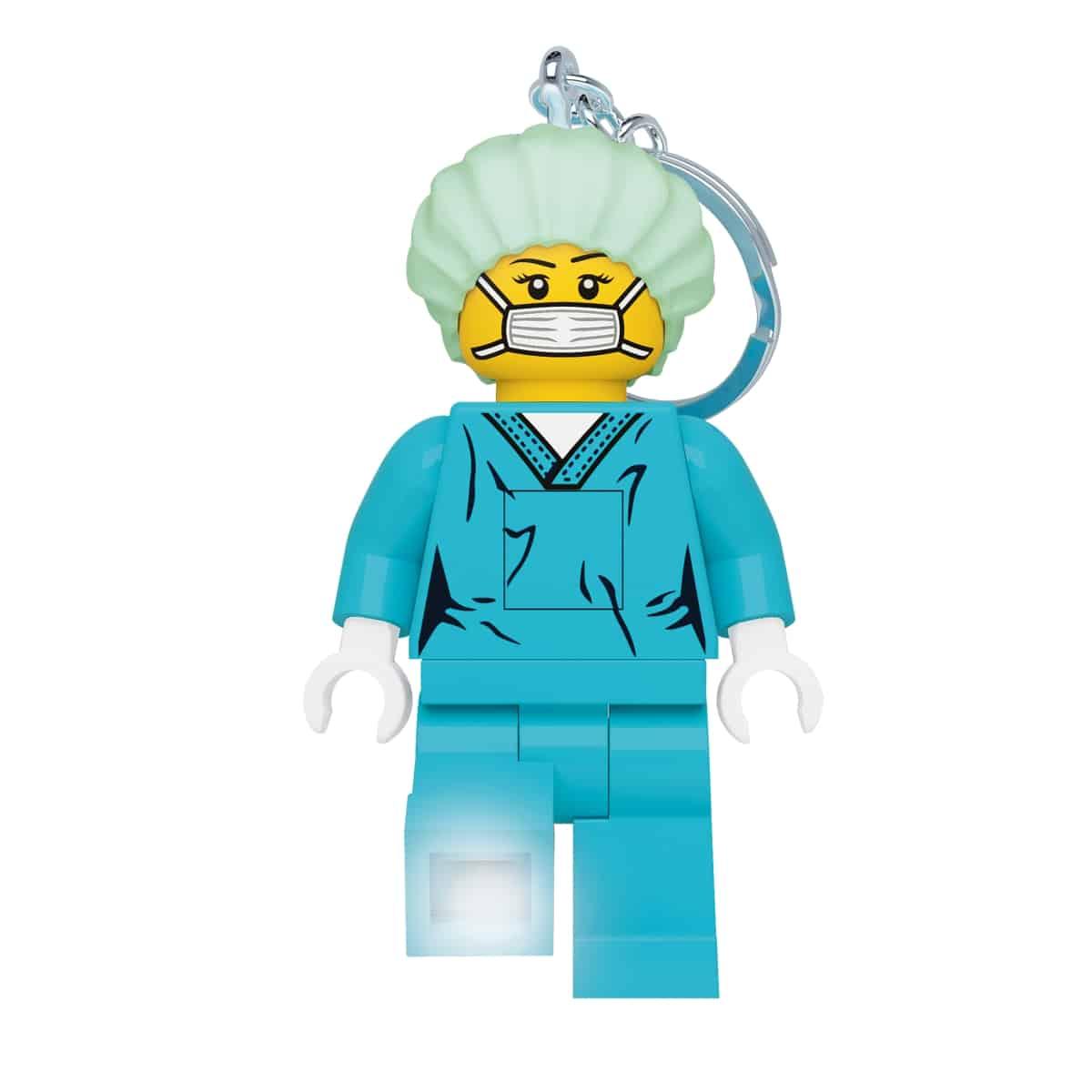 lego 5006366 svetielko na kluce chirurgicka