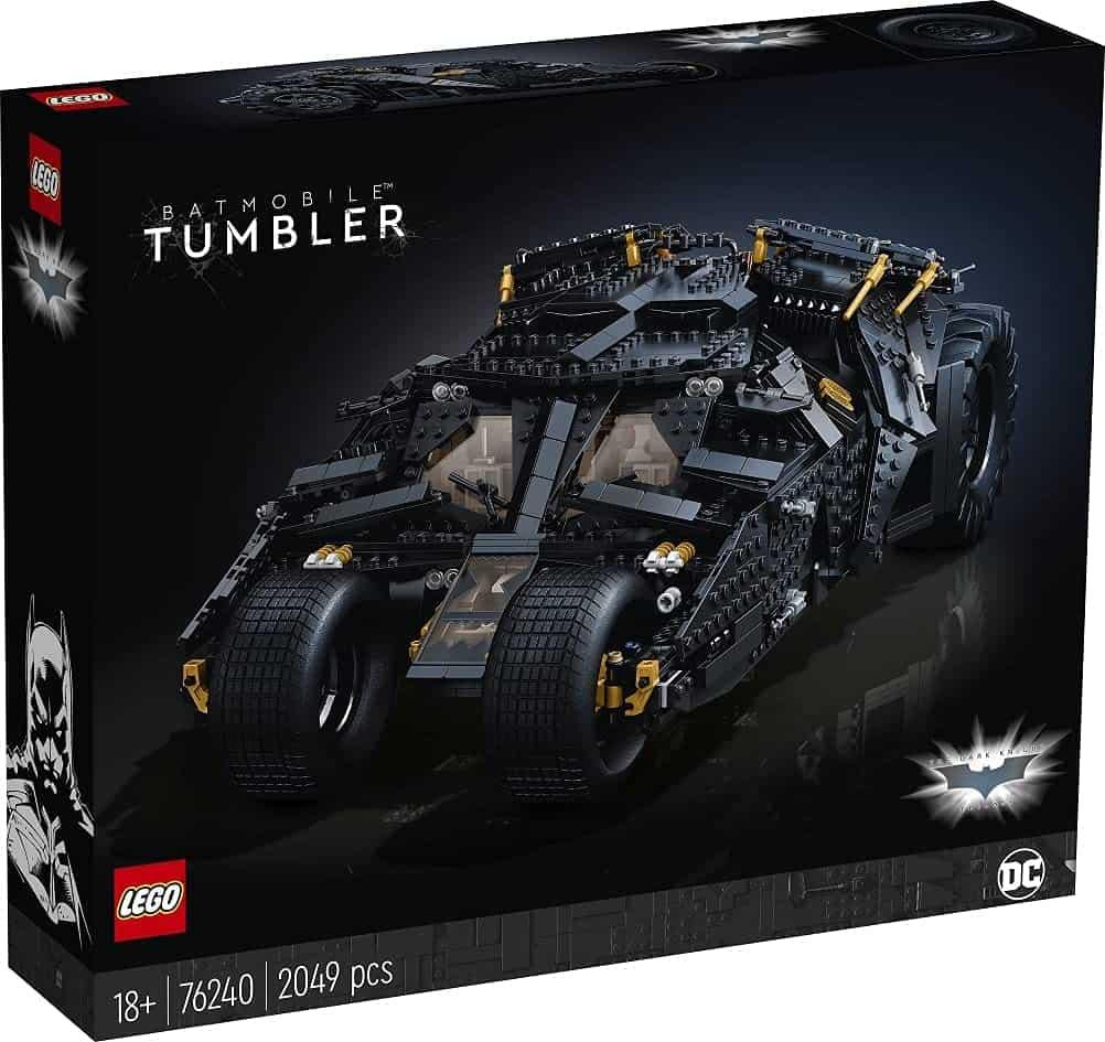 LEGO 76240 Tumbler - 20210831