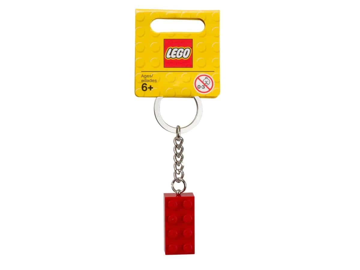 lego 850154 klucenka s cervenou kockou