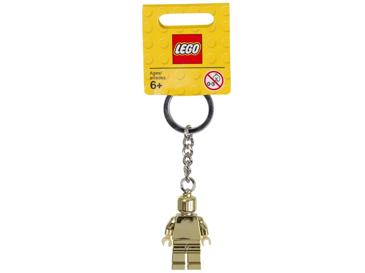 lego 850807 klucenka so zlatou minifigurkou