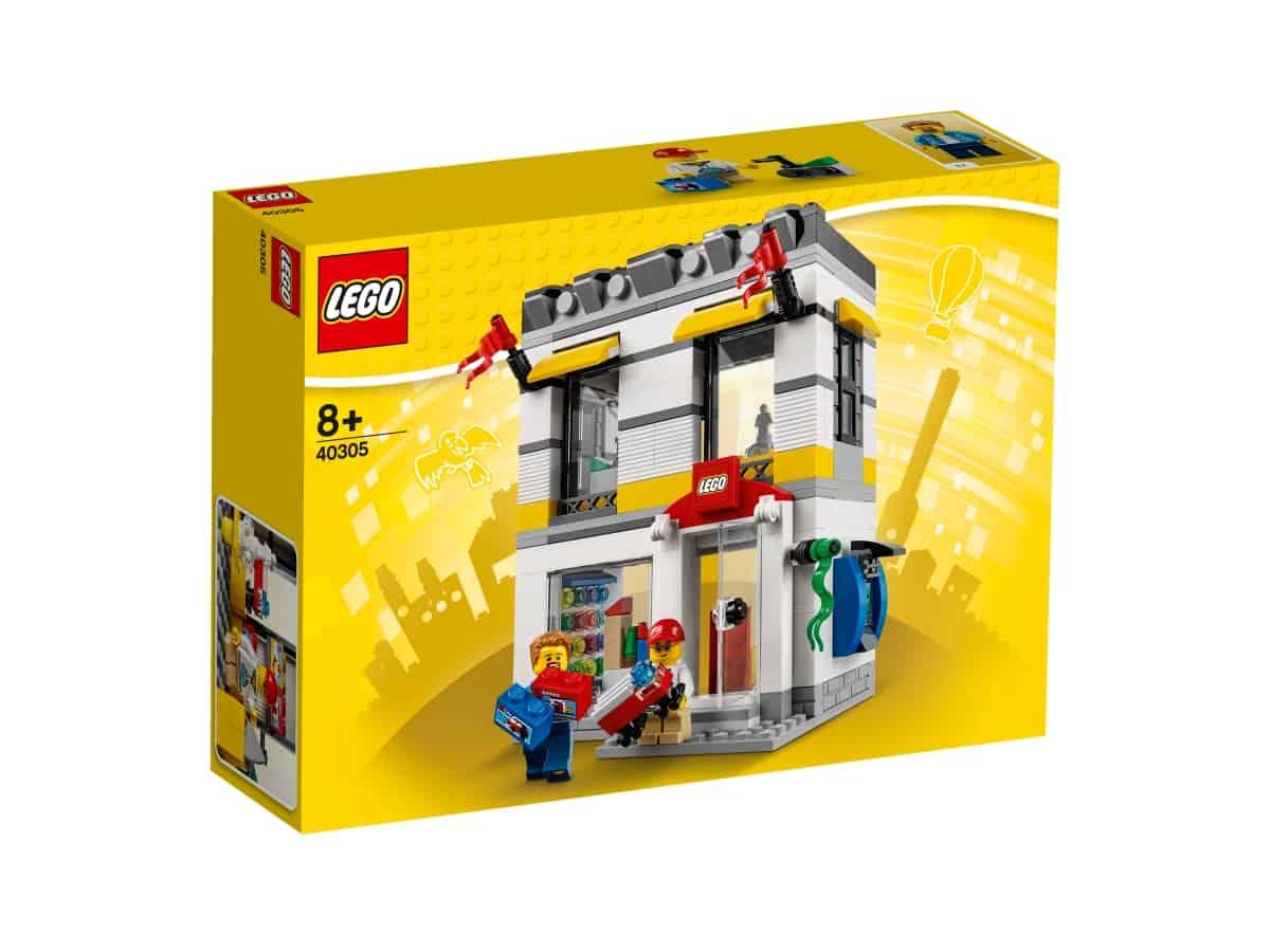 miniaturny obchod lego 40305