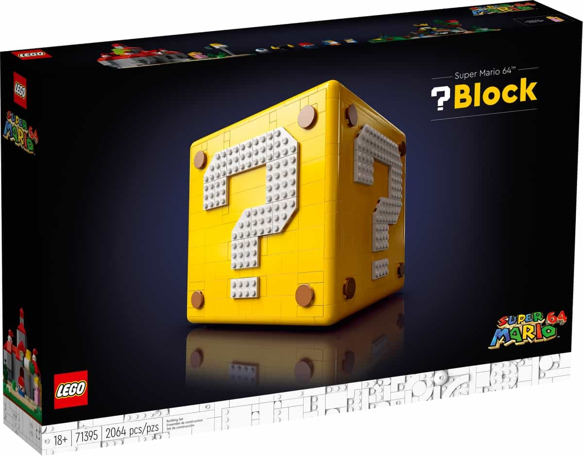 lego 71395 super mario 64 akcna kocka s otaznikom