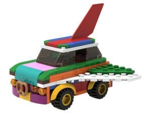 lego 5006890 prestavaten lietajce auto